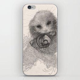 Blossom nap iPhone Skin