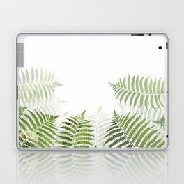 Fern Leaves Laptop & iPad Skin