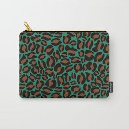 Leopard Print | Cheetah texture pattern Carry-All Pouch