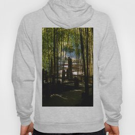 Through The Bamboo Hoody