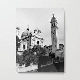 San Giorgio dei Greci Church Venice Metal Print
