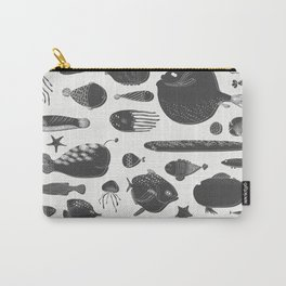 Fish tank doodles Carry-All Pouch