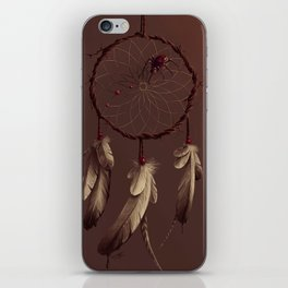 Poisoned dreams iPhone Skin