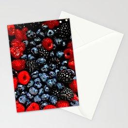 Colander Full of Fruit Stationery Cards