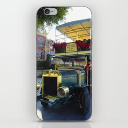 Holiday Omni Bus iPhone Skin