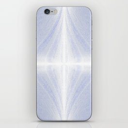 MERRY CHRISTMAS Devine Light iPhone Skin