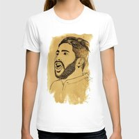 real madrid T-shirts featuring Sergio Ramos - Real Madrid - Spain - Footballer by Matty723