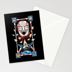 Epic Fox Stationery Cards
