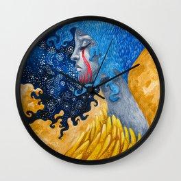 Dual State II Wall Clock