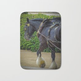 Horse. Bath Mat