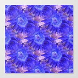 That purple feeling... Canvas Print