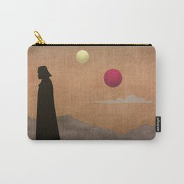 Vader in Tatooine Carry-All Pouch