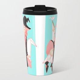 Paper Cranes Travel Mug