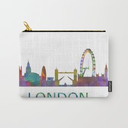 London UK Skyline HQ Carry-All Pouch
