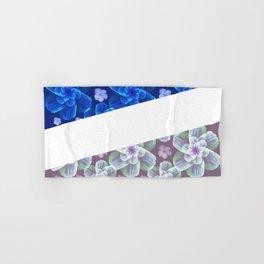 grace florals Hand & Bath Towel