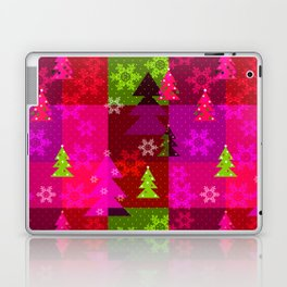 Crimson Christmas Laptop & iPad Skin