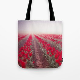 Tulip Perspective Tote Bag