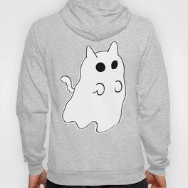 Ghost Cat Hoody