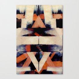 disquiet two Canvas Print
