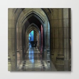Washington National Cathedral, D.C. Metal Print