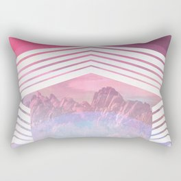 Desert Gate Rectangular Pillow