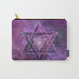 Metatron's Merkaba  Carry-All Pouch
