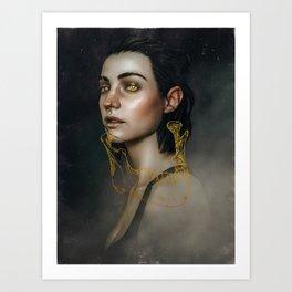 Deadly pt. II Art Print
