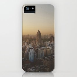My Oh My, That City Sky iPhone Case