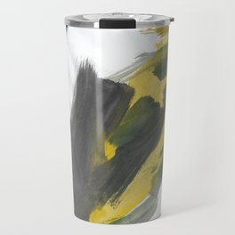 Think Big Watercolor Travel Mug