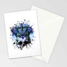 Why Be Blue? Stationery Cards