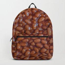 Baked Beans Pattern Backpack