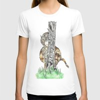 wild things T-shirts featuring The Wild Things by Cherry Virginia
