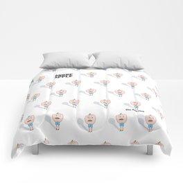 Andre Apple Comforters