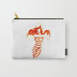 Fiery Water Faery Carry-All Pouch