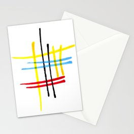 Memories of a kitchentable Stationery Cards