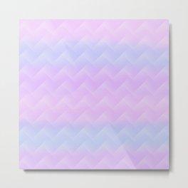 Candy floss Metal Print