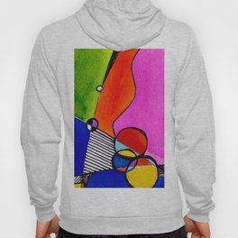 Magical Thinking 7A1 by Kathy Morton Stanion Hoody