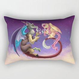 Fluttercord Tea Time Rectangular Pillow