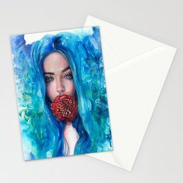 Rose Trap Stationery Cards