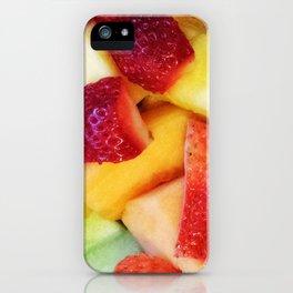 Tasty Fruit iPhone Case