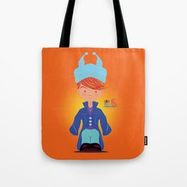 Le petit Mikel /Character & Art Toy design for fun Tote Bag