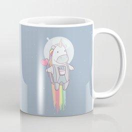 Space Unicorn! Coffee Mug