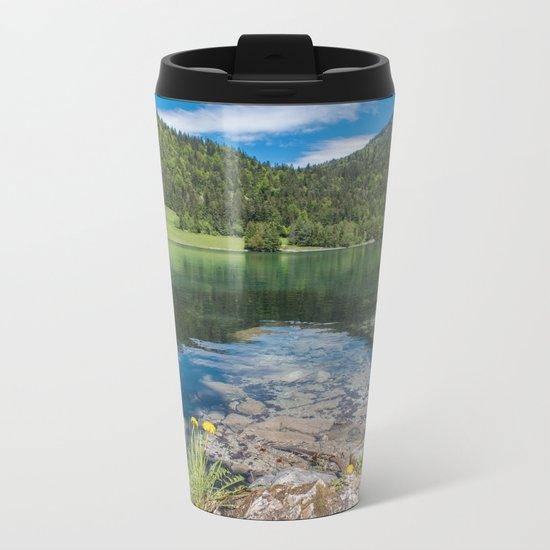 Inner Peace Metal Travel Mug