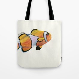 Lonely Clownfish Tote Bag
