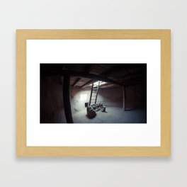 Kiva  Framed Art Print
