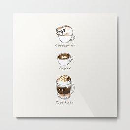 My favorite coffee Metal Print