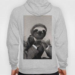 Gentleman Sloth #3 Hoody