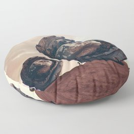 TOUCHDOWN FUTURE SIGNAL F27 Floor Pillow