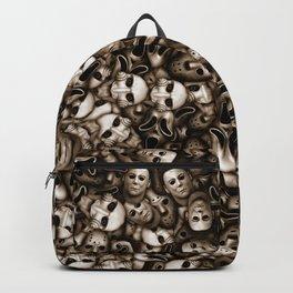 Villains masks Backpack