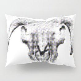 RAM SKULL PIXEL Pillow Sham